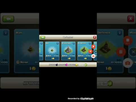 private server clash of clans unlimited building