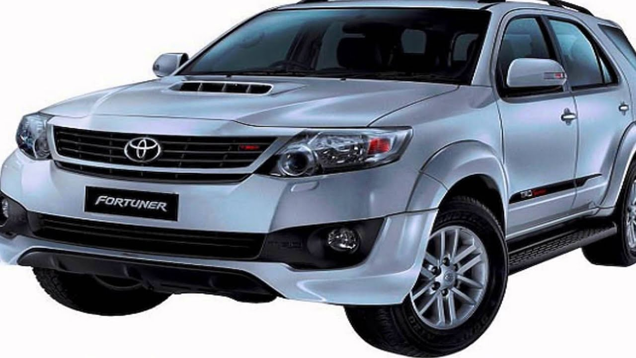 Toyota Fortuner 2017 price Car Specs, Performance, Show - YouTube
