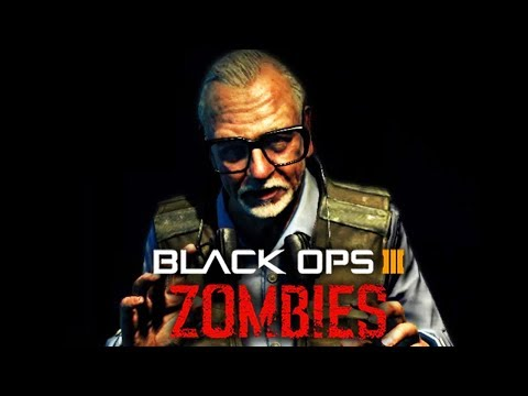 "GEORGE ROMERO BOSS FIGHT IN BO3 ZOMBIES! – Black Ops 3 Zombies ""STUDIO 115"" CHRISTMAS CUSTOM MAP!"