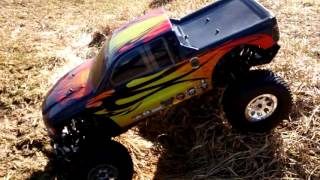 Deschamps 1/5 Savage Trail Truck with ESS ONE and XP light kit