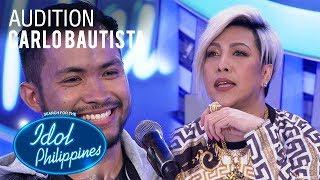 Carlo Bautista - Mundo | Idol Philippines Auditions 2019
