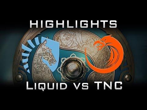 Liquid vs TNC TI7 Highlights The International 2017 Dota 2