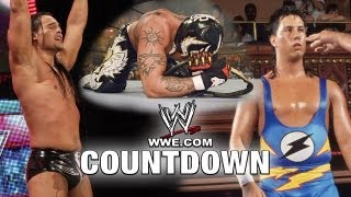 WWE Top 10 - Unsuspecting Upsets