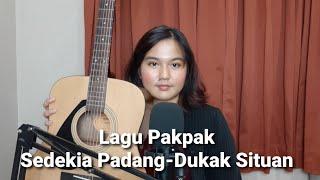 Download Mp3 Lagu Pakpak Sedekia Padang - Dukak Situan  Cover  | Evita Lorenza Tumangger