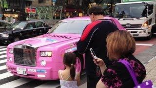 Omotesando Street Car Expo, Tokyo [iPhone 4S/HD]