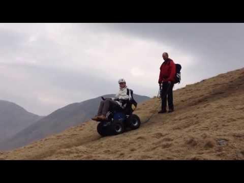 A4W Observer 4x4 - Mountain Climbing