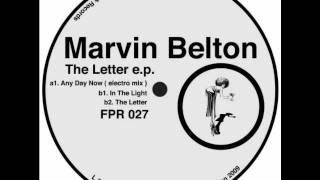 Marvin Belton - The Letter (Ferrispark Records)