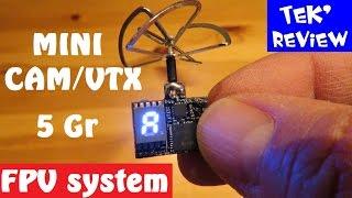 MINI CAMERA+TRANSMITTER 5.8 GHZ EACHINE TX02 FPV SYSTEM 3 in 1(Combo caméra / émetteur vidéo 5.8 gHz FPV système Eachine TX01 (25 mW) TX02 (200 mW) camera 600 TVL / VTX 40 CH link to product Banggood ..., 2016-10-01T08:27:49.000Z)