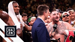 """Andy Ruiz Jr.: """"I Proved The Haters Wrong!"""""""