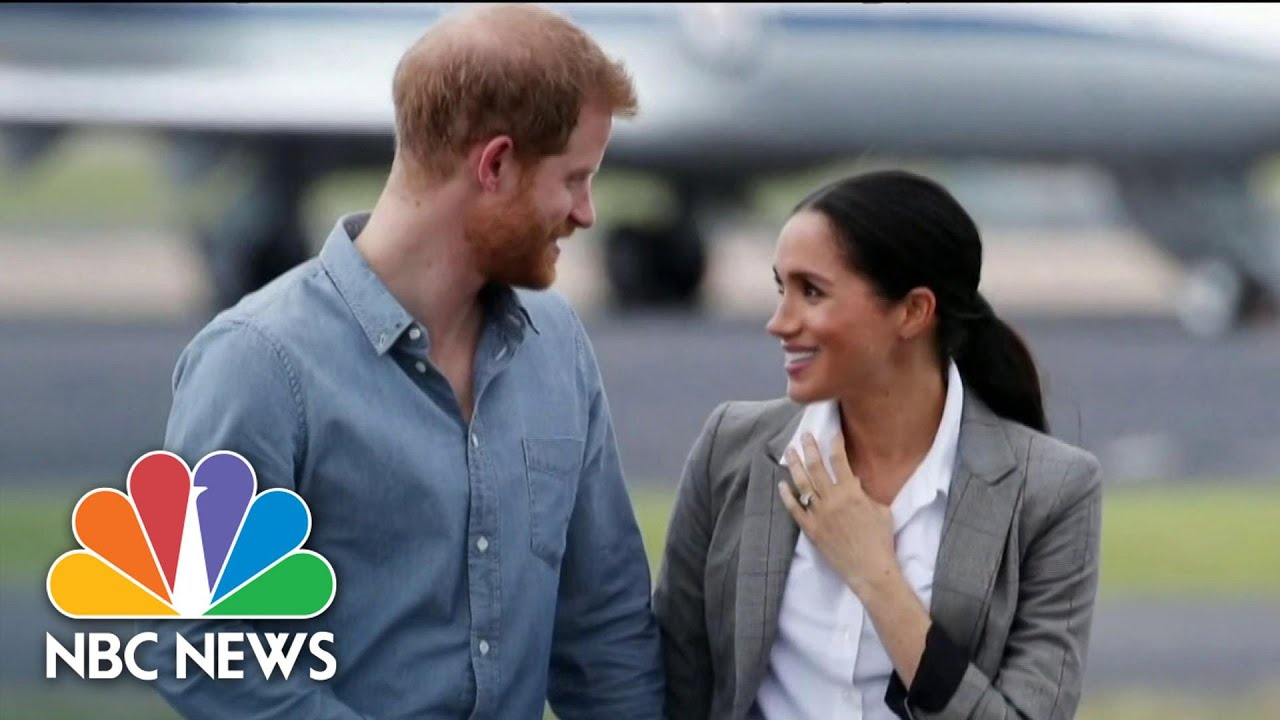 Prince Harry And Meghan Markle Announce They Are Expecting Second Child | NBC Nightly News
