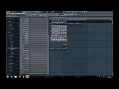 FL Studio Remakes: Calvin Harris - Burnin' (Olbaid Remake)