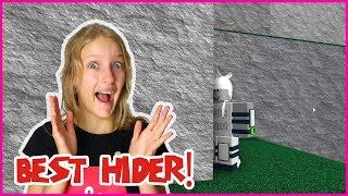 Best Hider in The WORLD!