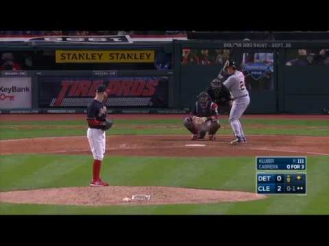 CLEVELAND INDIANS - WIN 20th Game In A Row (Final Out)