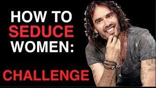 How To Attract Women: UNPREDICTABILITY (Russell Brand Reveals How To Get A Girl To Like You)
