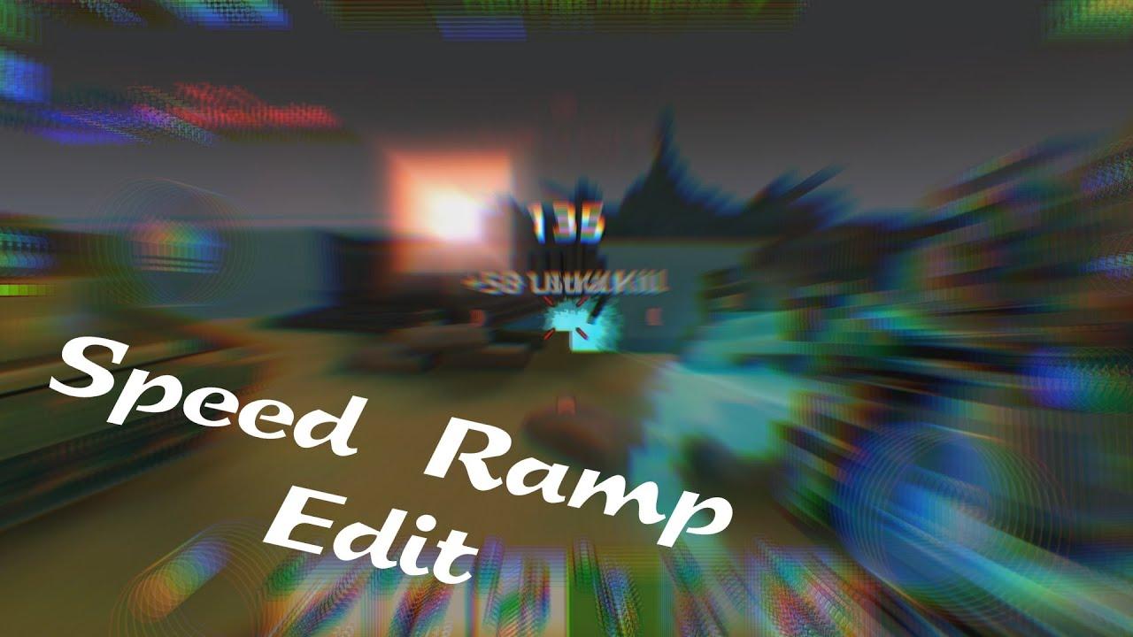 How to Speed Ramp Edit in Sony Vegas
