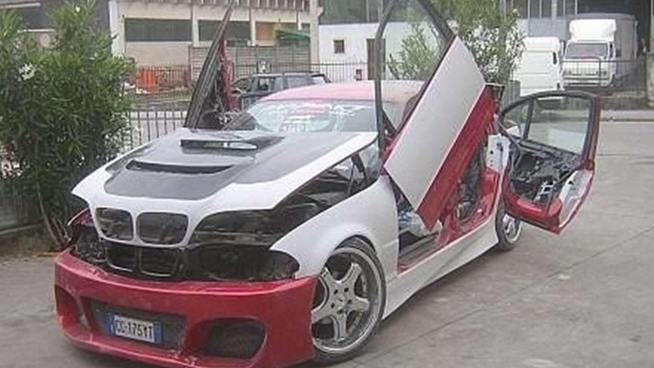 смотреть фото авто тюнинг