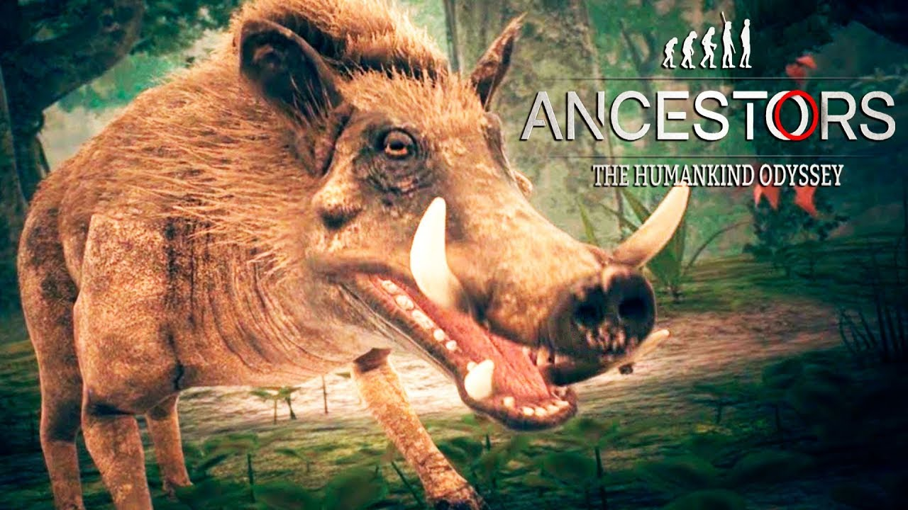 Охота на Кабана, Тренировка Племени ANCESTORS The Humankind Odyssey #6