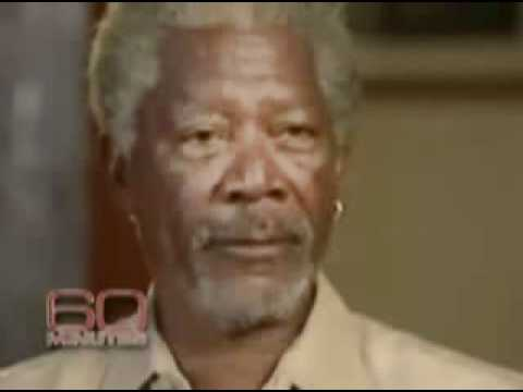 Morgan Freeman isn't a fan of Black History Month   That Video Site