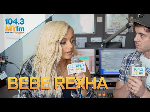 Bebe Rexha Talks Working With Florida Georgia Line and More!