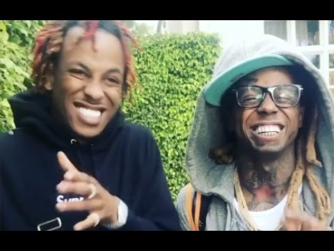 Lil Wayne And Rich The Kid 'Geeked Off Lean Aint Worried About Kodak Black'