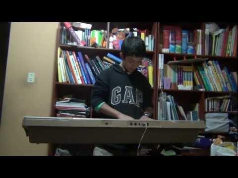 Jesse Carmichael Playing Piano (Live)