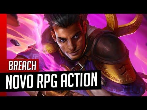 NOVO ACTION RPG ONLINE - Breach
