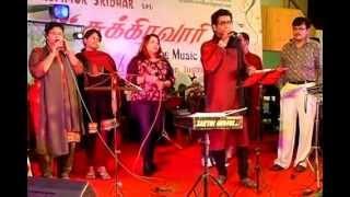 Madai thiranthu ilayaraja song - Haricharan - Drummer Sridhar - சுக்கிரவாரி