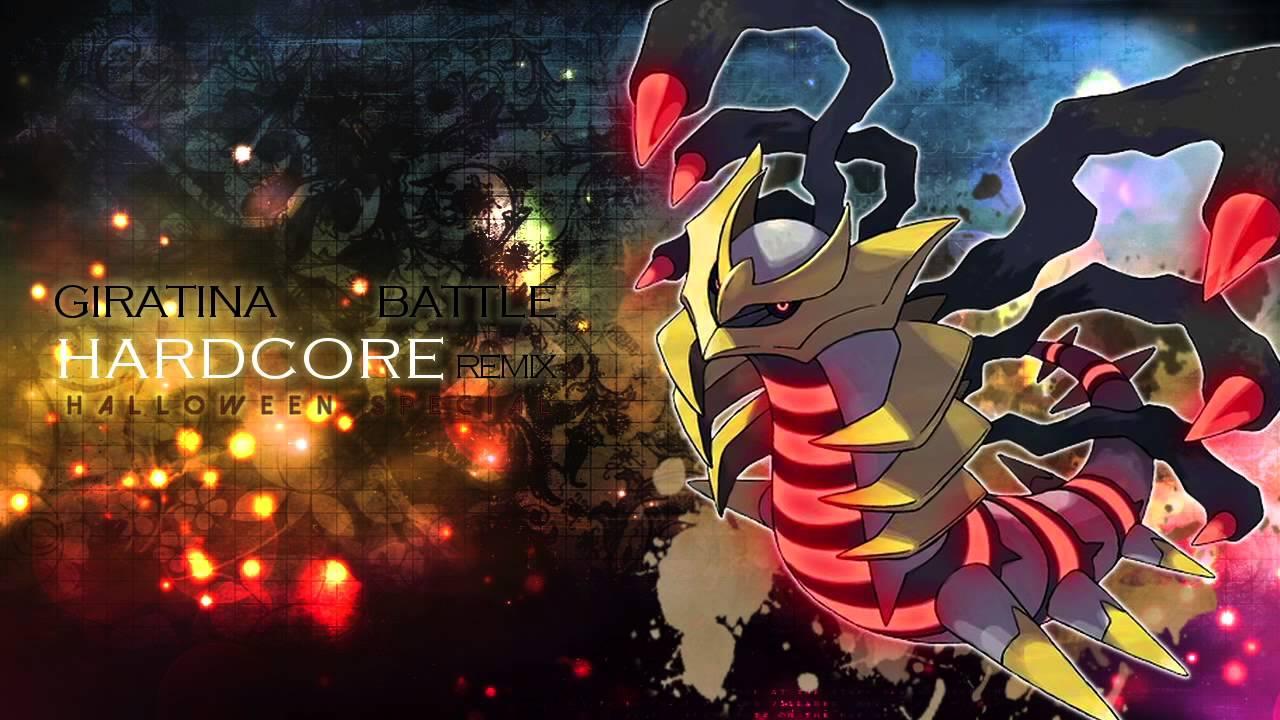 Pokemon platinum legendary showdown vs giratina remix youtube - Pokemon platine legendaire ...