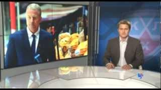 Новости хоккея 22 октября 2012 года