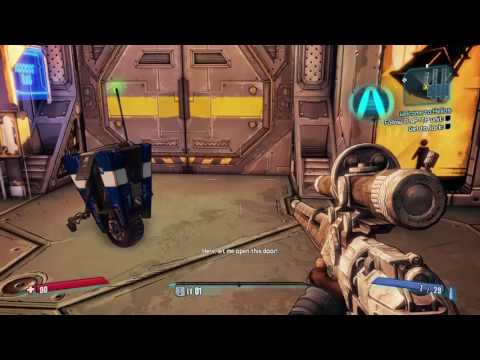 Borderlands: The Handsome Collection lets play |