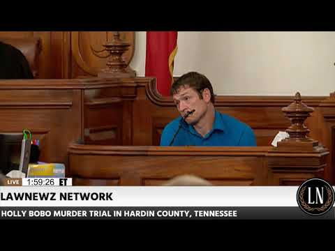 Holly Bobo Murder Trial Day 7 Part 2 Jamie Darnell Testifies 09/18/17