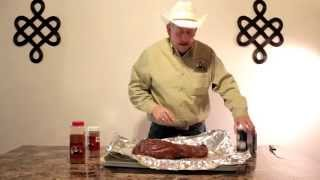 How To Smoke Cook Bbq Brisket On The Grill And Oven With Dry Rub Spice - Texas Brothers Barbecue