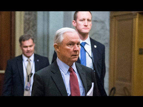 BREAKING: Jeff Sessions Confirmed As Attorney General