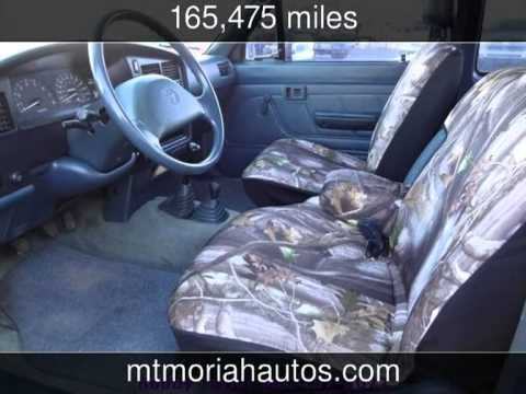 Mt Moriah Auto Sales >> 1995 Toyota 4WD Pickups DX Used Cars - Memphis,Tennessee - YouTube