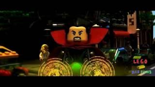AVENGERS: INFINITY WAR TRAILER 1 LEGO VERSION