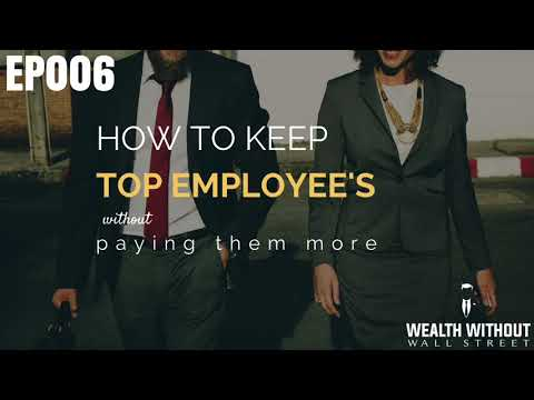 The Best Way to Retain Employees