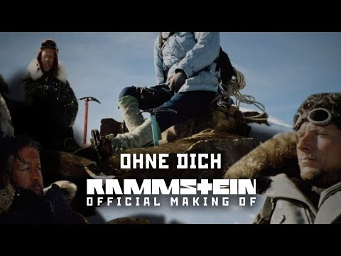 Rammstein  Ohne Dich  Making Of