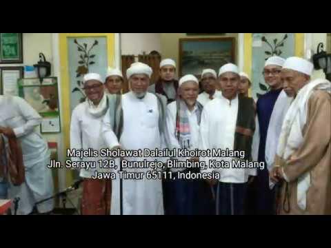 Sholawat Dalailul Khoirot Malang