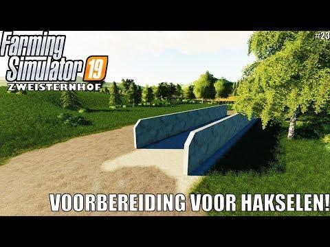 'VOORBEREIDING VOOR HAKSELEN!' Farming Simulator 19 Zweisternhof #23 thumbnail