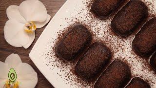 ПИРОЖНОЕ КАРТОШКА за 5 минут Рецепт из печенья