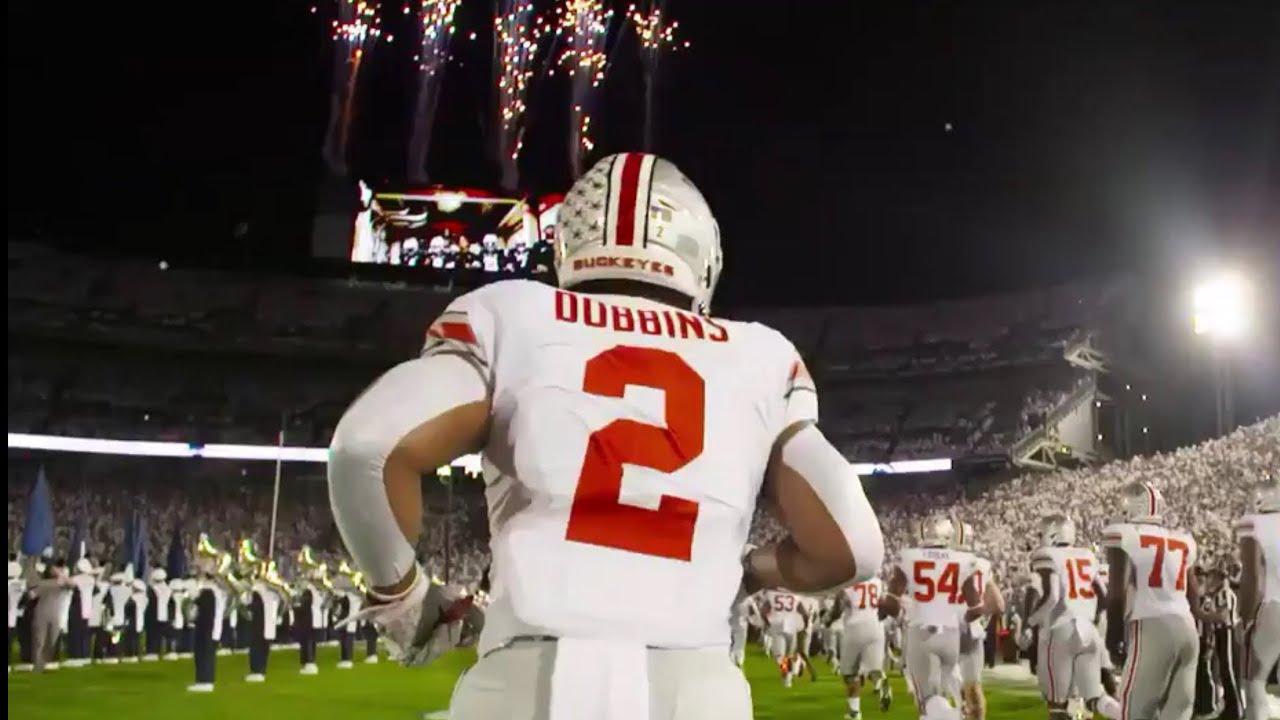 Jk Dobbins Ultimate 2018 Sophomore Highlight Tape Ohio State Buckeyes Rb Highlights