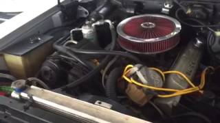 1969 Buick skylark engine running