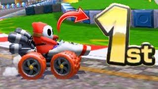 Mario Kart 7 Comeback Compilation 3