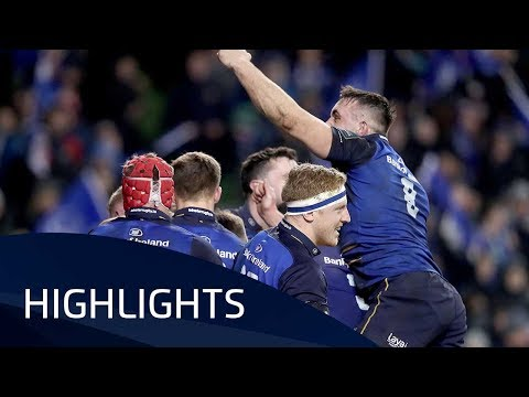 Leinster Rugby v Exeter Chiefs (P3) - Highlights – 16.12.2017