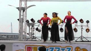 南港ダンスフェス'14春グランプリで高校生ユニットPpaLLaSが、見事予選...