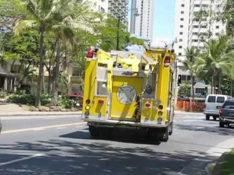 Station 29 Presents: Honolulu Fire Department