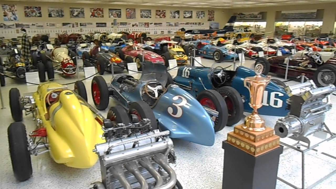 Indianapolis 500 Museum Youtube