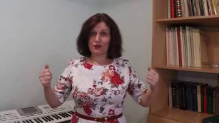 Как научиться петь красиво. Урок 1