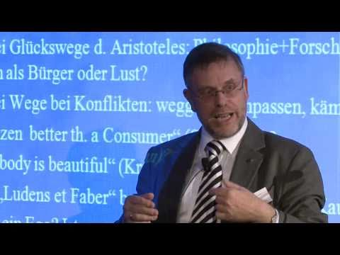 Building your identity (German): Prof. Dr. Gunter Dueck at TEDxRheinMain