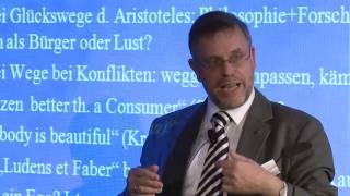Building your identity (German): Prof. Dr. Gunter Dueck at TEDxRheinMain